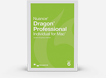 Dragon Professional Individual for Mac